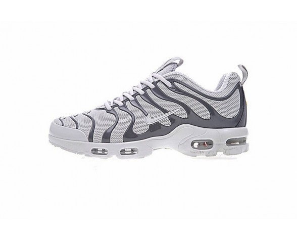 Nike Air Max Plus Tn Ultra Schuhe Licht Gray/Carbon Grau 898015-101 Herren