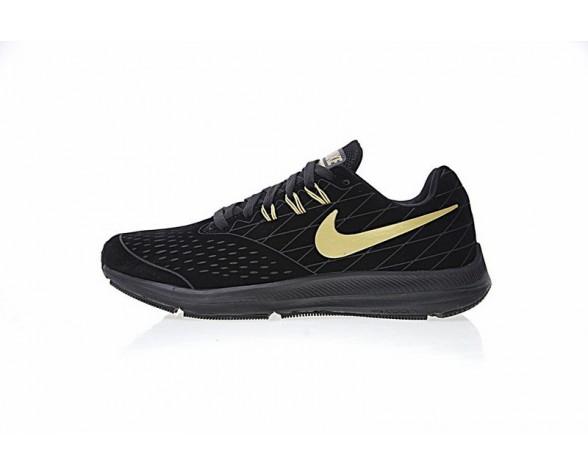 89846-998 Schwarz/Gold Herren Schuhe  Nike Zoom Winflo 4 Sculpture