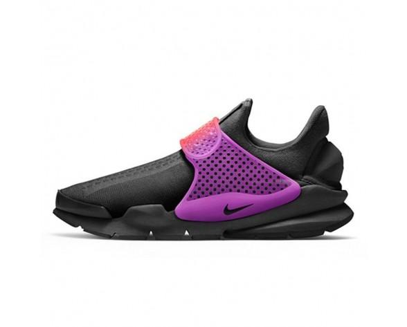 Schuhe Unisex Nike Sock Dart  Schwarz And Gelb Gradient