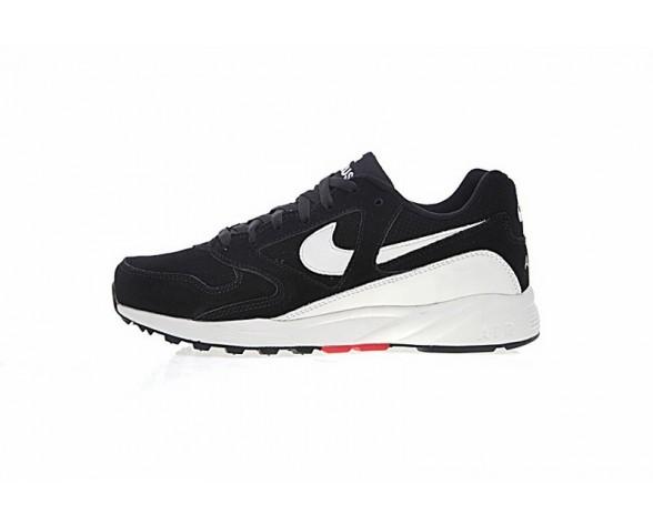 Herren Nike Air Icarus Extra Qs Schuhe 882019-001 Schwarz Weiß