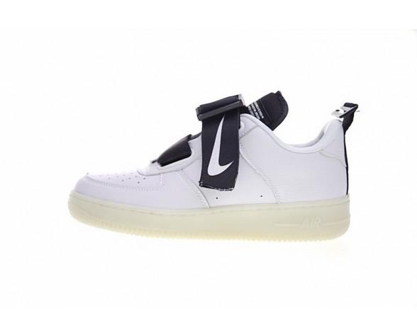 Nike Komyuter Kmtr Air Force 1 Schuhe Weiß Schwarz Herren Aj7313-100