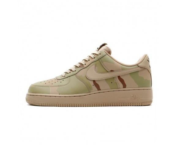 "Herren Nike Air Force 1 Low Reflective Desert Camo"" 3M 718152-204 Schuhe"