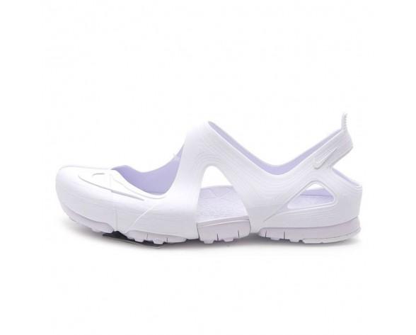 749777-110 Unisex Nikelab Free Rift Sandal Sp Weiß Schuhe