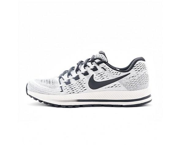 Nike Air Zoom Vomero 12 Schuhe 863762-003 Herren Weiß/Schwarz