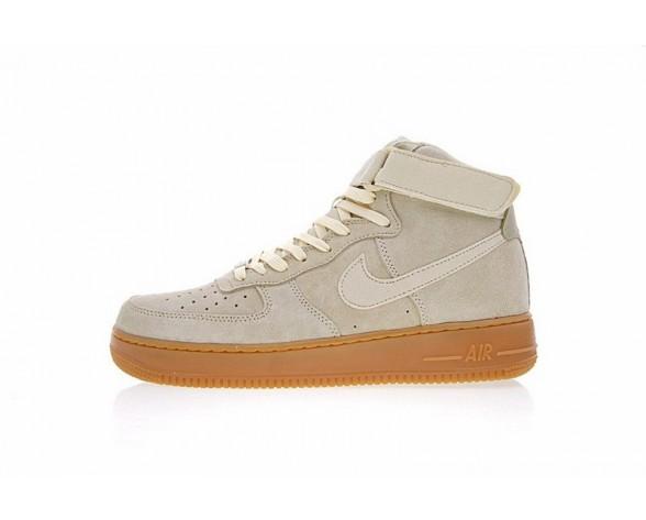 Unisex San Gelb Schuhe Nike Air Force 1 High Aa1118-100