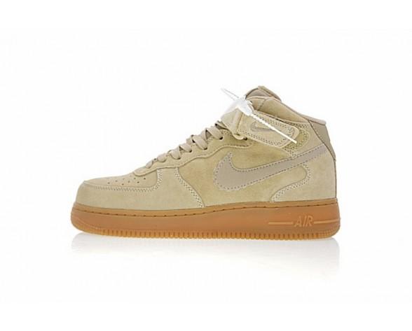 Schuhe San Gelb Unisex Nike Air Force 1 Mid '07 Aa1117-200