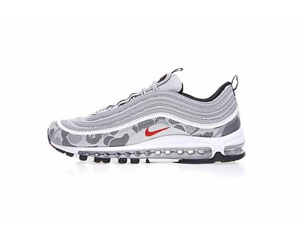 884421-001 Schuhe Sliver Camo Bape X Nike Air Max 97 Bullet Unisex