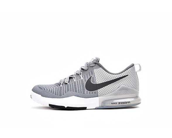 Herren Nike Zoom Train Action Cool Grau/Weiß 852438-012 Schuhe