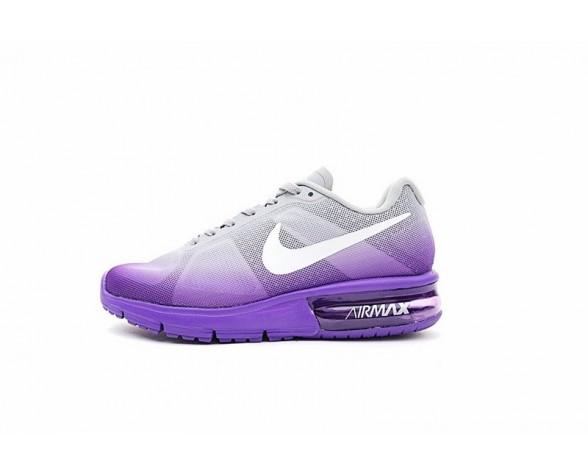 Damen 719916-503 Schuhe Nike Air Max Sequent  Lila/Grau