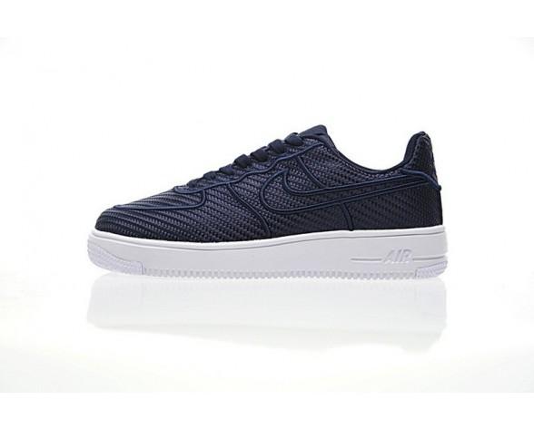 Herren 864015-401 Tief Blau Schuhe Nike Air Force 1 Ultraforce Low Lv8