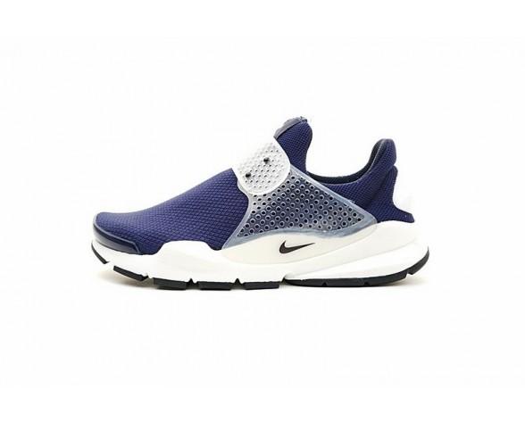 Mitternacht Marine Weiß 848475-401 Unisex Nike Sock Dart Schuhe