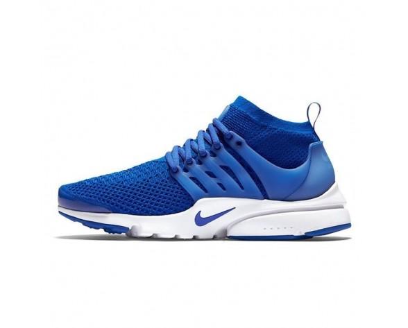 Racer Blau/Racer Blau/Weiß 835570-400 Nike Air Presto Flyknit Ultra Herren Schuhe
