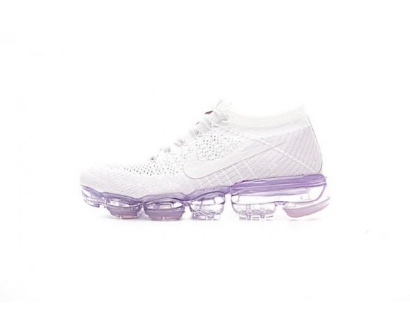 Nike Air Vapormax Flyknit Weiß/Lila 849557-501 Schuhe Damen