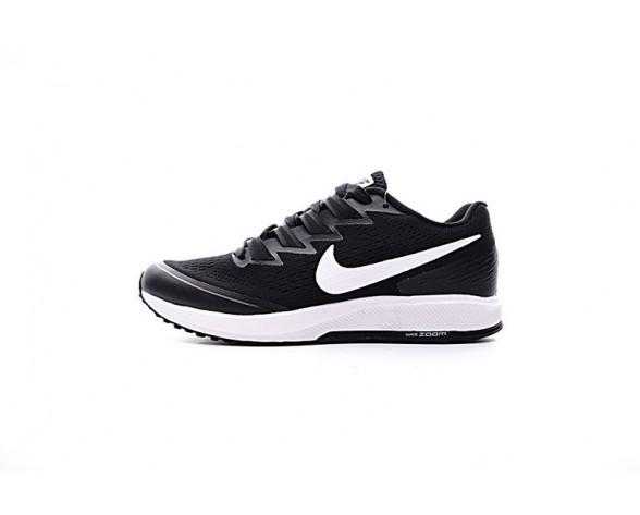 Nike Air Zoom Speed Rival 6 Vi Herren 880553-001 Schwarz/Weiß Schuhe