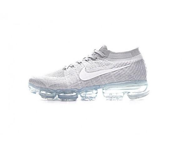 Schuhe Nike Air Vapormax Flyknit Ice Blau/Weiß/Grau 849558-004 Unisex