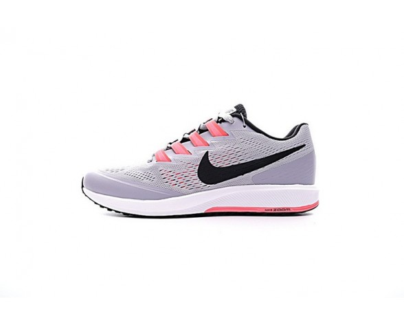 Nike Air Zoom Speed Rival 6 Vi Herren Grau/Rosa/Orange Schuhe 880553-006