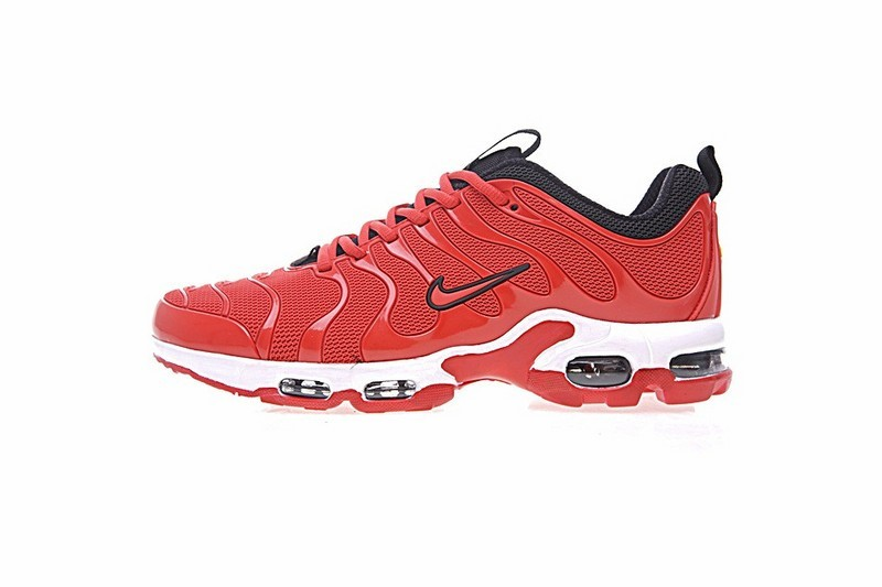 buy online e86cd fb01e Schuhe Nike Air Max Plus Tn Ultra 898015-600 Rot Weiß Herren