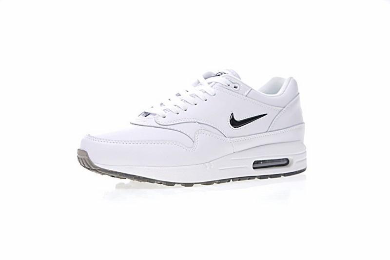 Unisex Weiß Schwarz 918354-103 Nike Sportswear Air Max 1 Premium Sc Schuhe.  Unisex Weiß Schwarz 918354-103 Nike Sportswear Air Max 1 Premium Sc Schuhe 78f3e3f5c