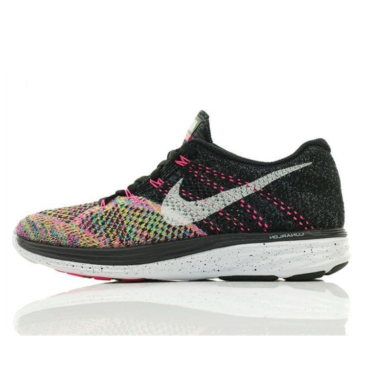 Rosa Schwarz Nike Color Flyknit Multi Schuhe Lunar S 3 Fabrik Wmns ZTkiPuwOX