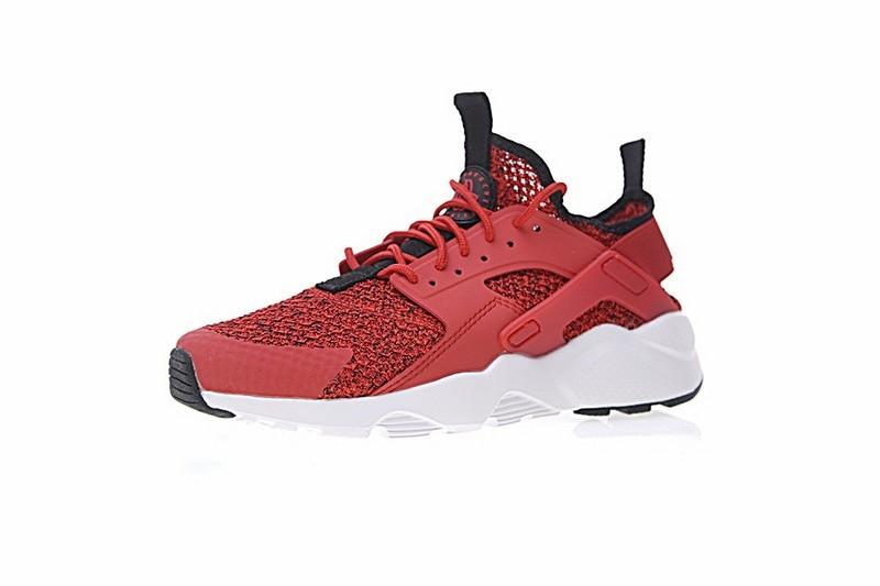 90d7c008c13a Ah6758-600 Nike Air Huarache Ultra Flyknit Id Schuhe Unisex Universität Rot  Schwarz. Ah6758-600 Nike Air Huarache Ultra Flyknit Id Schuhe ...