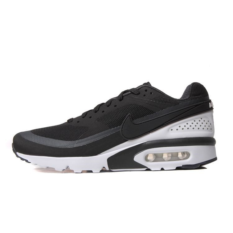 wholesale dealer 7c1c0 d2d51 Nike Air Max Bw Ultra Herren Schwarz Anthracite 819475-001 Schuhe