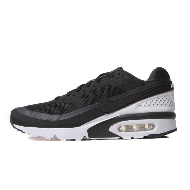 wholesale dealer 8e968 8f106 Nike Air Max Bw Ultra Herren Schwarz Anthracite 819475-001 Schuhe