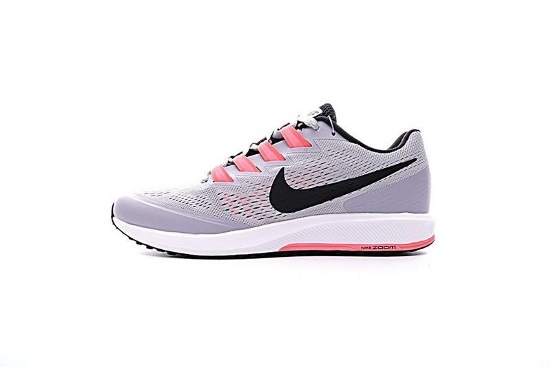 premium selection b547b 4af1a Nike Air Zoom Speed Rival 6 Vi Herren Grau Rosa Orange Schuhe 880553-006