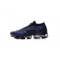 Nike Air Vapormax Flyknit Herren Schuhe College Marine/Schwarz 849558-400