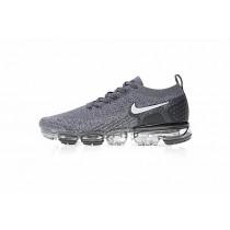 780182-852 Schuhe Herren Nike Air Vapormax Flyknit Tief Grau/Schwarz