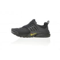 Herren 848187-702 Nike Air Presto Ultra Br Schwarz/Ink Gelb Schuhe