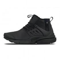 Schwarz Nike Air Presto Utility Mid Herren 859524-003 Schuhe