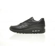 918354-108 Schuhe Triple Schwarz Nike Sportswear Air Max 1 Premium Sc Herren