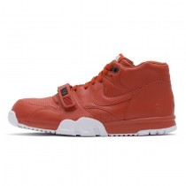 Herren Brick Rot 806942-881 Schuhe Fragment Design X Nikecourt Air Trainer 1 Mid Premium Sp
