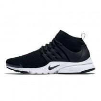 Unisex Nike Air Presto Flyknit Ultra 835570-001 Schwarz/Schwarz/Weiß Schuhe