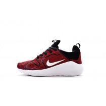 Wein Rot/Schwarz/Weiß Schuhe Unisex Nike Kaishi 833457-012