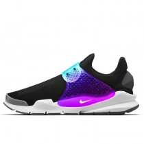 Fragment Design X Nike Sock Dart Schuhe Schwarz Grape Unisex