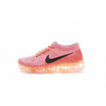 849561-800 Rouge Orange Schwarz Schuhe Nike Air Vapormax Damen