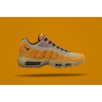 Schuhe Herren Nike Air Max 95 Premium 538416-700 Wheat Pack