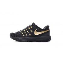 Nike Air Zoom Vomero 11 Schuhe Schwarz/Gold 818099-005 Herren