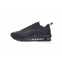 918356-002 Herren Nike Air Max 97 Ul '17L All Schwarz Schuhe