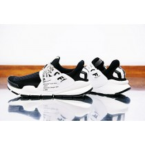 Unisex Schuhe 819686-051 Schwarz/Weiß Point Nike Sock Dart