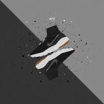 Schwarz 652960-009 Schuhe Nike Air Footscape Magista Sp Herren