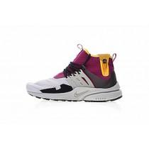 Schuhe Nike Air Presto Mid Utility Aa0868-006 Beige/Gelb/Lila Herren