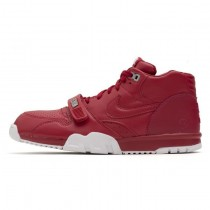 Gym Rot Schuhe Herren Fragment Design X Nikecourt Air Trainer 1 Mid Premium Sp 806942-661