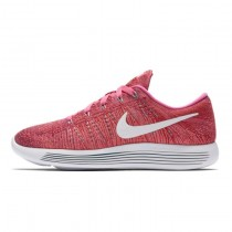 Nike Lunarepic Low Flyknit Schuhe 843765-601 Damen Avalancha Rosa/Jade