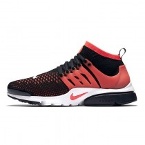 835570-006 Nike Air Presto Flyknit Ultra Schuhe Schwarz,Bright Crimson Herren
