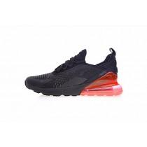 Herren Schuhe Schwarz Orange Rot Nike Air Max 270 Ah8050-006