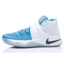 Nike Kyrie 2 Christmas Schuhe Sky Blau/Weiß 823108-144 Herren