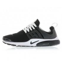 789869-001 Schuhe Nike Air Presto Br Qs Breathe Schwarz/Weiß Unisex