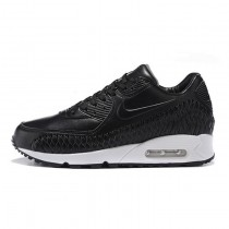 Unisex 833129-001 Schwarz Nike Air Max 90 Wovenk Schuhe